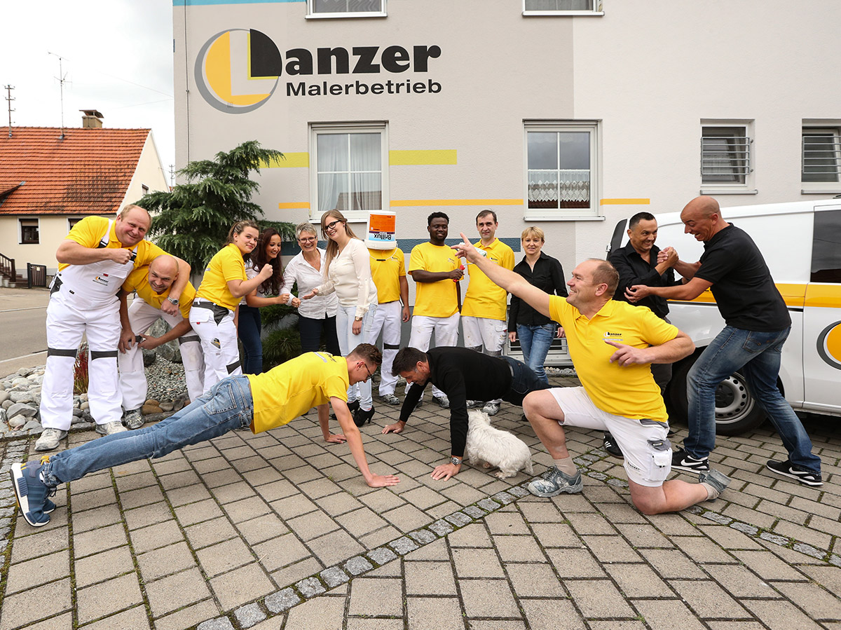 Maler Lanzer Team