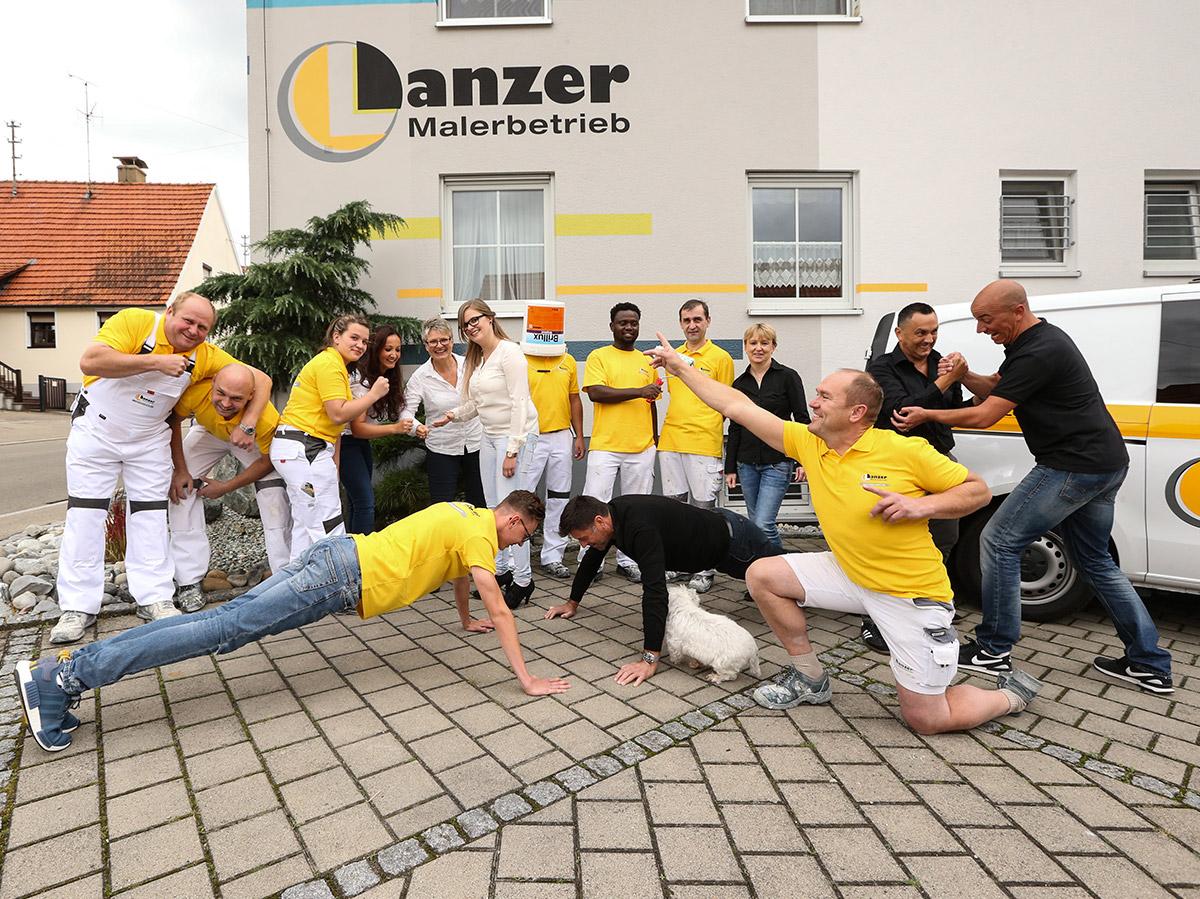 Maler Lanzer Team